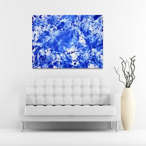 Blue, Love is Art kit